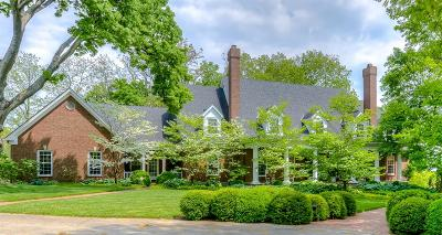 Lexington Single Family Home For Sale: 1885 Honey Spring Place