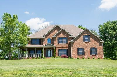 Harrodsburg Single Family Home For Sale: 225 Lynzie Drive