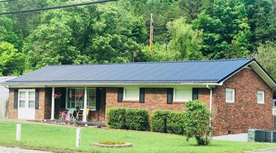 Manchester KY Single Family Home For Sale: $155,000