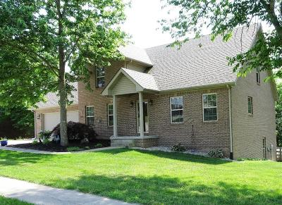 Richmond Single Family Home For Sale: 344 Lewis Drive