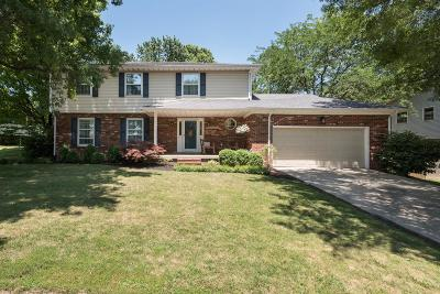 Lexington KY Single Family Home For Sale: $360,000