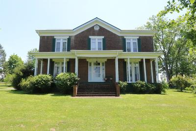 Carlisle Single Family Home For Sale: 800 Maysville Road