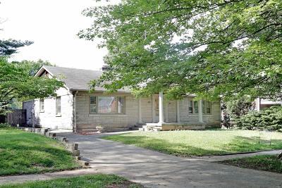 Lexington Single Family Home For Sale: 439 Kingswood