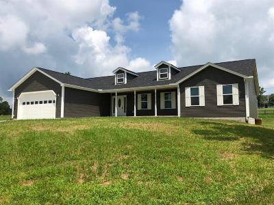 East Bernstadt KY Single Family Home For Sale: $189,900
