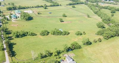 Anderson County, Fayette County, Franklin County, Henry County, Scott County, Shelby County, Woodford County Farm For Sale: 1070 Kidds Mill Road
