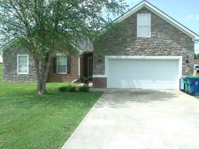 Lawrenceburg Single Family Home For Sale: 1304 Pine Meadows Drive