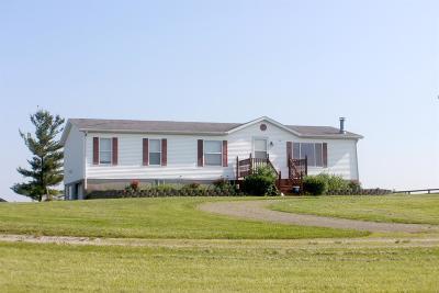 Harrodsburg Single Family Home For Sale: 381 McCroskey Pike