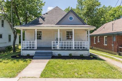 Single Family Home For Sale: 406 E Loudon Avenue