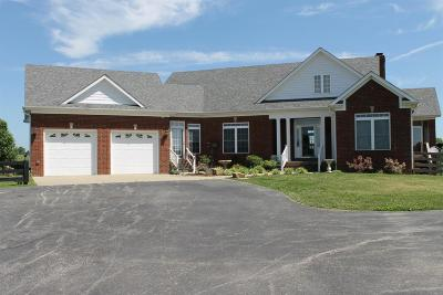 Garrard County Single Family Home For Sale: 3557 White Lick Road