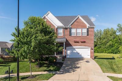 Lexington Single Family Home For Sale: 2512 Dyer Cove