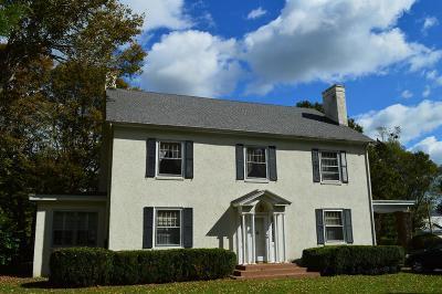 Danville Single Family Home For Sale: 401 Gwinn Island Road
