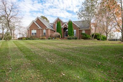 Nicholasville Single Family Home For Sale: 210 Cambridge Lane