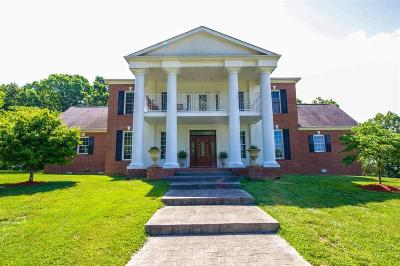 Corbin Single Family Home For Sale: 293 Oak Ridge