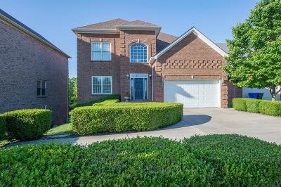Lexington Single Family Home For Sale: 569 Pasadena Drive