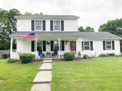 Versailles Single Family Home For Sale: 511 Sheffield Drive