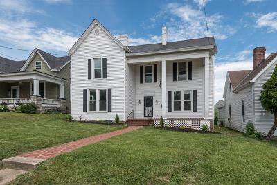 Winchester Single Family Home For Sale: 405 W Lexington Avenue