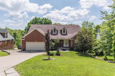 Georgetown Single Family Home For Sale: 115 Harborside Court