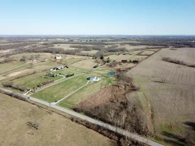Lexington Single Family Home For Sale: 3800 Haley Road