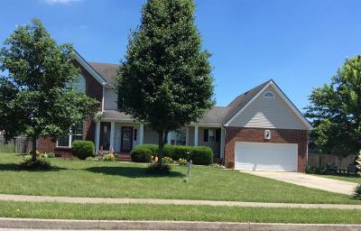 Nicholasville Single Family Home For Sale: 300 Juniper Drive
