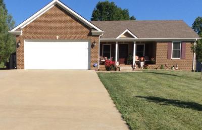 Harrodsburg Single Family Home For Sale: 158 Fayette Court