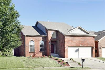 Single Family Home For Sale: 3456 Derby Landing Circle