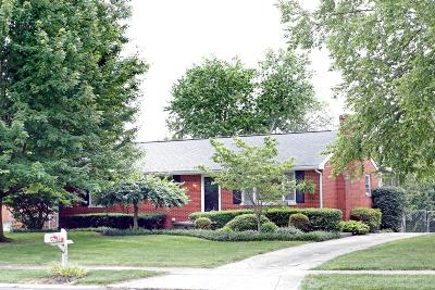 Lexington Single Family Home For Sale: 474 Pasadena Drive