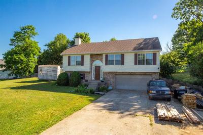 Lancaster Single Family Home For Sale: 136 Indian Springs Trail