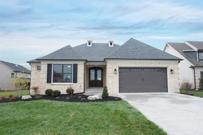Nicholasville Single Family Home For Sale: 205 Burley Ridge Drive
