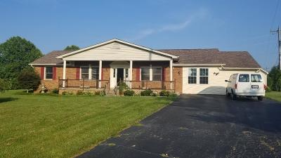 Berea Single Family Home For Sale: 108 Woods Pointe
