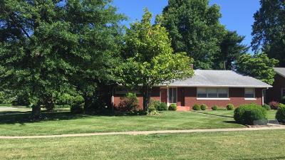 Lexington Single Family Home For Sale: 400 Clinton Road