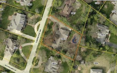 Lexington Residential Lots & Land For Sale: 1847 Lakewood Drive