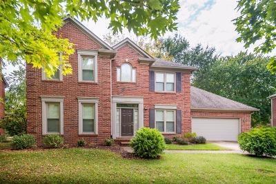 Lexington Single Family Home For Sale: 2208 Cascade Way