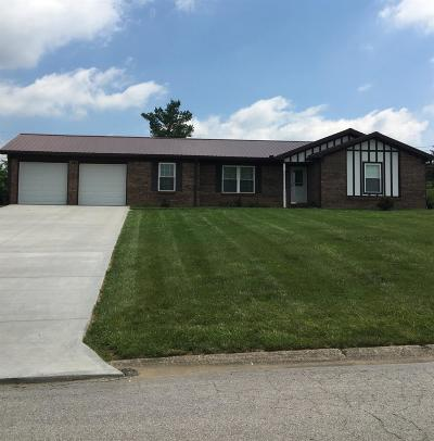 Single Family Home For Sale: 170 Longview Court