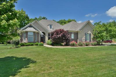 Nicholasville Single Family Home For Sale: 200 Morgan Court