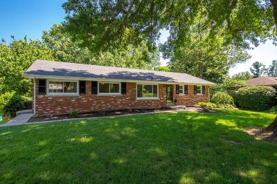 Single Family Home For Sale: 3160 Chelsea Drive