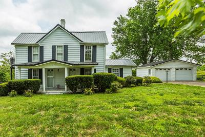 Richmond Single Family Home For Sale: 2485 Curtis Pike