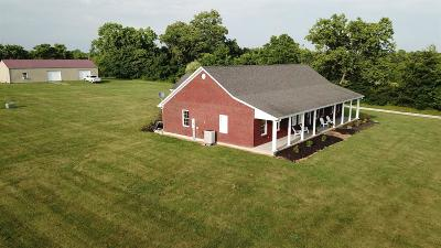 Cynthiana Single Family Home For Sale: 1891 Old Lair Road