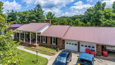 Franklin County Single Family Home For Sale: 538 Bates Road