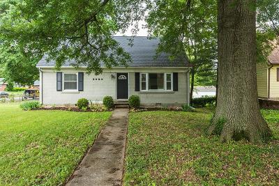 Single Family Home For Sale: 2909 Clays Mill Road