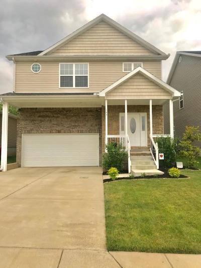 Frankfort Single Family Home For Sale: 145 Bobby Jones Boulevard