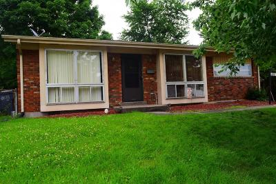 Single Family Home For Sale: 499 Wanstead Way