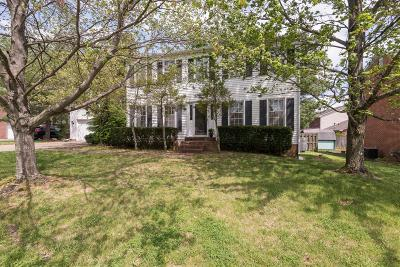 Single Family Home For Sale: 1404 Viley Road