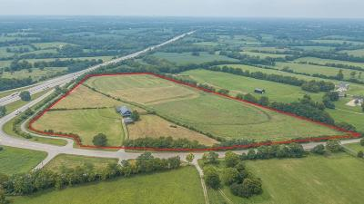 Anderson County, Fayette County, Franklin County, Henry County, Scott County, Shelby County, Woodford County Farm For Sale: 4109 Haley Road