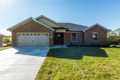 Richmond Single Family Home For Sale: 312 Southern Aster Trail