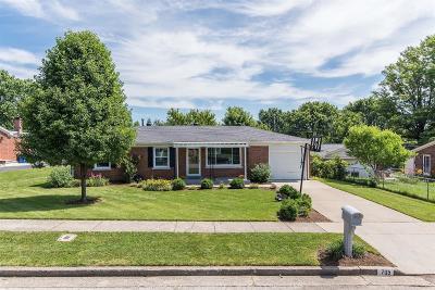 Lexington Single Family Home For Sale: 705 Parkside