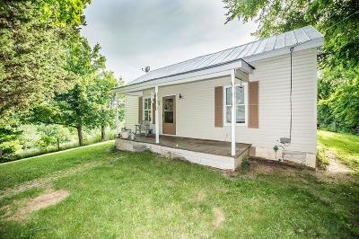 Sadieville Single Family Home For Sale: 400 N Dividing Ridge Road