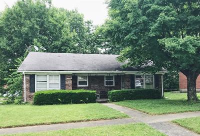 Anderson County, Fayette County, Franklin County, Henry County, Scott County, Shelby County, Woodford County Multi Family Home For Sale: 623 Silverleaf Drive
