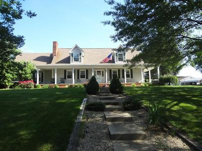 Winchester Single Family Home For Sale: 6200 Ironworks Road