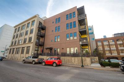 Lexington Condo/Townhouse For Sale: 121 N Martin Luther King Boulevard #105