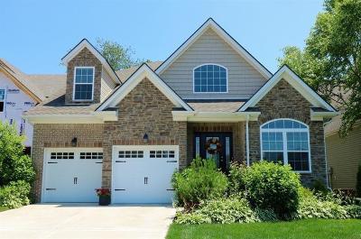 Lexington Single Family Home For Sale: 3676 Stolen Horse Trace